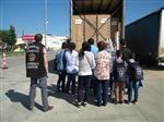 HAVALANDIRMA BOŞLUĞU - İpsala'da Gergedan Boynuzu, Kapıkule ve Hamzabeyli'de Kaçak Göçmen Yakalandı