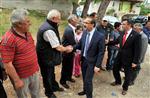 Uşak Valisi Seddar Yavuz, Uşak'ı Adım Adım Dolaşıyor
