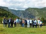 Kastamonu Gazeteciler Cemiyeti Pınarbaşı'nda Toplandı