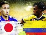 SHINJI OKAZAKI - Japonya 1 - 4 Kolombiya (Sonuç)