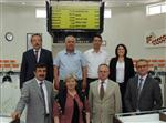 Şapinuva Kazı Başkanı Süel'den Borsa'ya Ziyaret