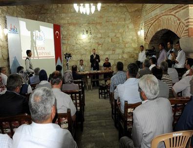 Konya'da İlçelerin Sorunları Yerinde İncelenerek Çözülüyor