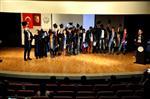 HAYRETTİN ÖZTÜRK - Aibü'nün Yabancı Öğrencileri Mezun Oldu