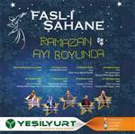 EBRU SANATı - Yeşilyurt Avm'de Fasl-ı Şahane Başlıyor