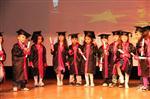 OKUL ÇATISI - İzzet Baysal Anaokulu Minikleri Kep Attı