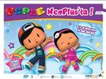PEPEE - Pepee ve Arkadaşları Neoplus'ta