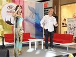 METİN UCA - Forum Gaziantep'te Ünlüler Geçidi