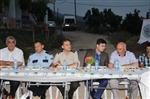 MEHMET BAHAR - Karaisalı Belediyesi'nden Kıralan'da İftar