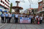 MEMUR SENDİKASI - Memurlar Edirne'de Maaş Zamlarını Protesto Etti