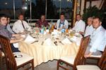Başkan Kararaslan'dan Mhp Teşkilatına İftar Yemeği