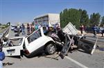 Yozgat'ta Meydana Gelen Trafik Kazasında Hayatını Kaybeden 5 Kişinin Kimlikleri Belirlendi