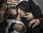 Ölen çocuklar için İsrail'de sevinç gösterisi