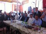 HAMZA KAYA - Adalet Bakanı Bozdağ'dan Kayseri Şeker Boğazlıyan Entegre Tesisine Bayram Ziyareti