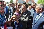 Orman ve Su İşleri Bakanı Prof Dr. Veyse Eroğlu Afyonkarahisar'da