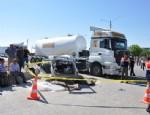 KONYA KARAPINAR - Konya'da korkunç kaza: 3 ölü
