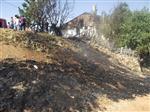 Konya'da Yangın Açıklaması