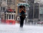 MERSIN - Sıcak hava yerini yağışa bırakıyor