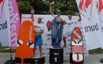 KADIN ATLET - Burn Kıteboard Dünya Şampiyonası İstanbul Boğazı Özel Etabı Gerçekleşti
