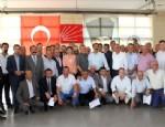 CHP KURULTAY - 78 il başkanından Kılıçdaroğlu'na destek