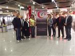 ZUHAL KUNDURACILAR - Alternatif Turizm Proje Ekibinden Almanya Zonguldaklılar Derneği'ne Teknik Gezi