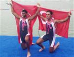 NANJING - Milli Sporculardan Kürekte Bronz Madalya