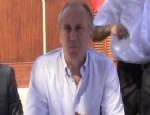CHP KURULTAY - CHP'li İnce'den Kılıçdaroğlu'na sert sözler