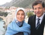 Yeni hanımefendi Sare Davutoğlu