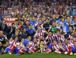 İspanya Kral Kupası'nın sahibini Atletico Madrid