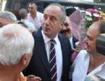CHP KURULTAY - CHP'li Muharrem İnce: Kılıçdaroğlu şerefli ikinciliğe razı