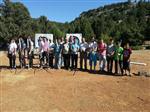 Güneysınır Akkışla Yaylasında Okçuluk Kampı