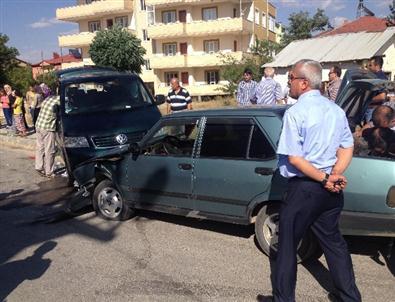 Kahramanmaraş'ta Kaza Açıklaması