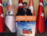 Ahmet Davutoğlu: AK Parti olarak tarihi mirasının emanetçisiyiz