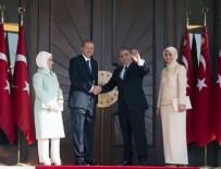 Çankaya'da Recep Tayyip Erdoğan dönemi