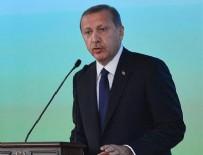Cumhurbaşkanı Erdoğan Çankaya Köşkü'nde