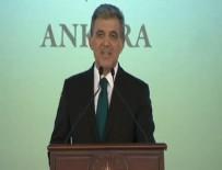 Abdullah Gül'den duygu dolu konuşma