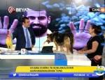 Volkan Demirel'e canlı yayında köpekli protesto