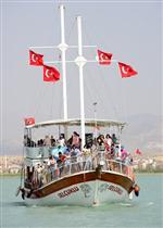 HİTİT ANITI - Komek Yaz Okulu'ndan Beyşehir Gezisi
