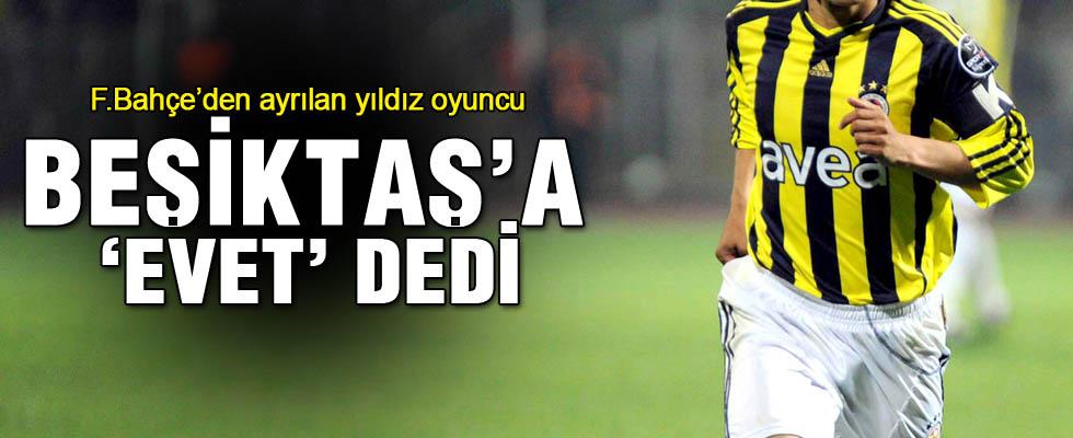 Yıldız Oyuncu Beşiktaş Yolunda!