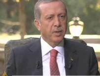 Cumhurbaşkanı Erdoğan'ın ilk röportajını verdi.
