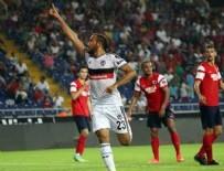 Mersin İdmanyurdu-Beşiktaş:0-1 maç sonucu