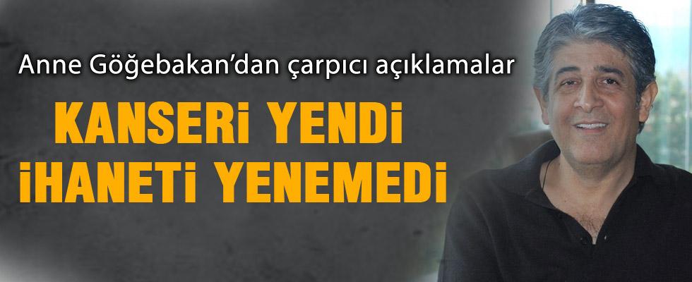 Murat Göğebakan'ın annesinden çarpıcı açıklamalar