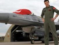 TSK: Kadınları F-16'ya götürüyordu