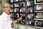 CEM DAVRAN - (özel Haber ) Döner Yiyen 10 Bin Müşterisinin Fotoğrafını Dükkanına Astı