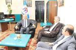 Tercan Kaymakamından Başkan Başsoy'a Ziyaret