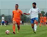 DERİNCE BELEDİYESPOR - Adanaspor 3. Hazırlık Maçında Galip
