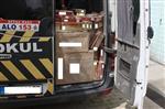 Kırıkkale'de Kaçak Sigara Operasyonu