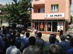 İnhisar'da İl Genel Meclisi Hizmet Bürosu Açıldı