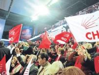 CHP Kongresine kameralar alınmıyor
