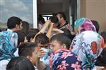 DÖNER EKMEK - Eğitim Yılı Açılışında 'eğitim Şart'Dedirten Görüntüler