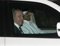 Katar Emiri'nden Erdoğan'a sürpriz